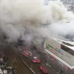 Rusia: Voraz incendio en centro comercial deja 37 muertos y 69 desaparecidos (VIDEO)