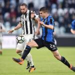 Liga de Italia: Juventus afirma su liderato derrotando 2-0 al Atalanta
