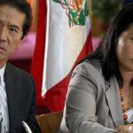 Keiko y Yoshiyama piden cambiar a juez Concepción Carhuancho