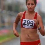 Sudamericano de Marcha Sub-18: Atleta peruana Freysi Donaire gana medalla de plata