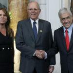 """Kuczynski calificó de """"muy positiva"""" reunión con Piñera en Chile"""