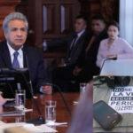 Ecuador: Presidente dice que se hace todo lo posible para liberar a periodistas