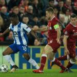 Champions League: Liverpool en partido de vuelta empata 0-0 con el Oporto