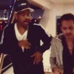 """Salsero Marc Anthony enseñó a bailar a Will Smith al son de """"Vivir mi vida"""" (VIDEO)"""