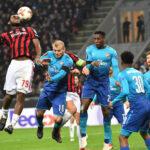 Champions League: Arsenal dio la sorpresa al derrotar por 2-0 al AC Milan