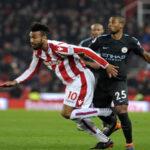 Premier League: Manchester City más cerca al título al ganar 2-0 al Stoke