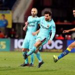 Liga Santander: Barcelona de visita solo pudo empatar 1-1 con Las Palmas