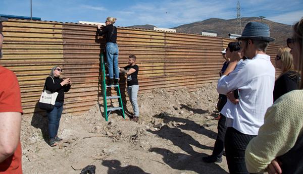 Si no hay muro, no hay EU: Trump