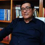Escritor Óscar Colchado gana el premio de la Casa de la Literatura Peruana