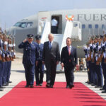 Kuczynski viajó a la toma de mando del presidente chileno Piñera
