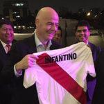 Perú solicita formalmente a FIFA organizar el Mundial Sub 17