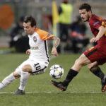 Champions League: Roma pasa a cuartos de final al ganar 1-0 al Shakhtar Donetsk