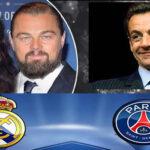 Champions League: Sarkozy, DiCaprio y Rihanna abrillantan palco del PSG
