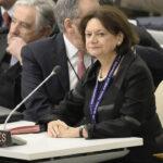 Rosemary DiCarlo fue designada responsable política de Naciones Unidas