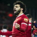 Bota de Oro: Póker de goles del egipcio Salah lo ubica arriba de Messi