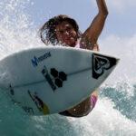 Sofía Mulanovich reaparece con triunfo en los torneos de surf