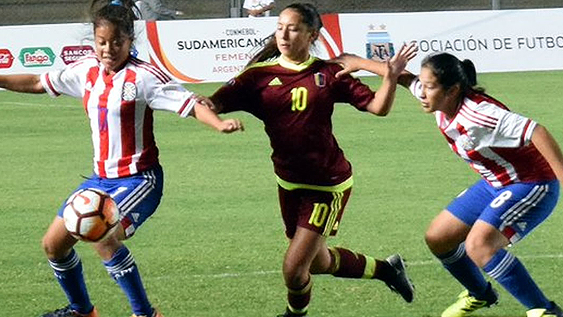 Suspendida la jornada del Sudamericano Femenino Sub 17