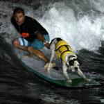 Surfistas de 13 países disputan series del circuito WQS en playa de San Bartolo