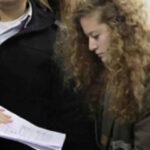 Israel: Condenan a 8 meses de cárcel a menor palestina que abofeteó a un soldado judío
