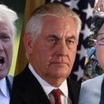 Departamento de Estado:Salida de Tillerson no afecta cita de Trump con Kim Jong (VIDEO)