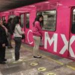 México: Inauguran vagón rosa para salvaguardar a mujeres del acoso sexual (VIDEO)