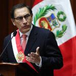 Martín Vizcarra espera que Congreso apoye facultades solicitadas