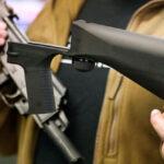 Trump anuncia la prohibición de aceleradores que aumentan la potencia de armas