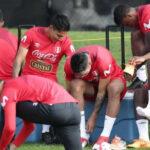 La selección peruana realizó primera práctica en Miami para amistoso ante Croacia.