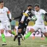 Bundesliga: B. Moenchengladbach en casa empata 2-2 con el Werder Bremen