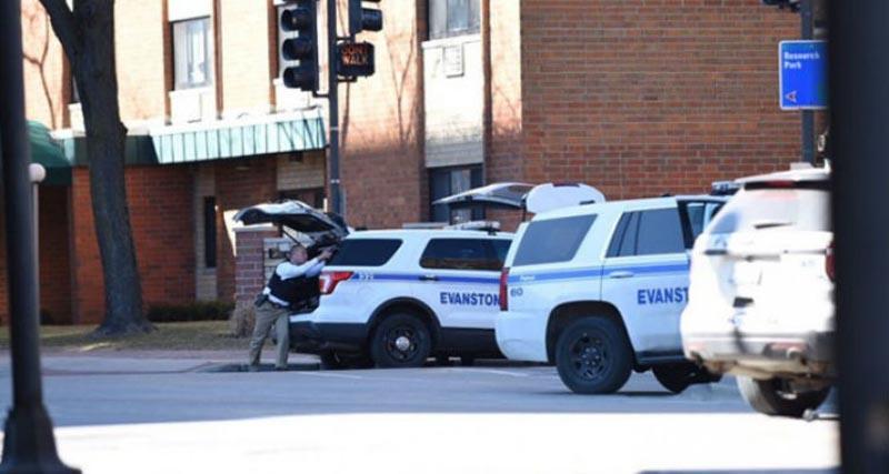 Policía responde a informes de tiroteo en Universidad del Noroeste