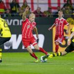 Bundesliga: Bayern Múnich aplica una goleada (6-0) al Borusia Dortmund