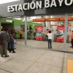 Metro de Lima cierra estaciones por ampliación de capacidad del sistema