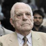 Argentina: A los 90 años murió el último dictador Reynaldo Bignone en el Hospital Militar (VIDEO)