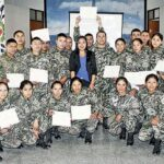 Soldados voluntarios serán instruidos como técnicos en salud pública