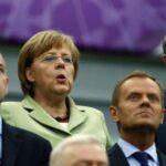 Merkel zanja debate para imponer la igualdad de género en himno alemán