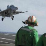 EEUU: Mueren dos militares al estrellarse un caza Super Hornet en Cayo Hueso