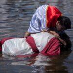 Semana Santa: 'Cristo Cholo' pide a políticos dejar rencores y odios (FOTOS)