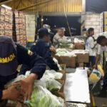 Colombia: Armada incauta más de 5 toneladas de cocaína del temible Clan del Golfo