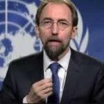 Comisionado de ONU acusa a EEUU de detener inmigrantes latinos en condiciones abusivas