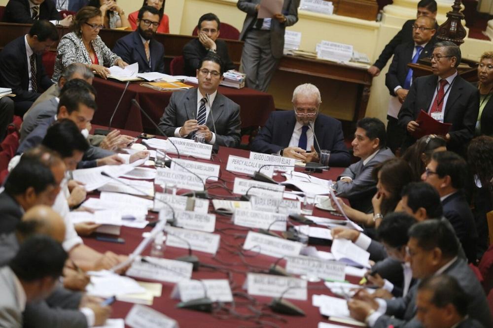 Aprueban proyecto de ley para reactivar obras detenidas — Lava Jato