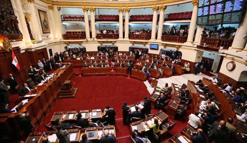 Congreso cambia mecanismo de censura ministerial y limita facultades del Ejecutivo
