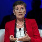 """""""Hay que romper el ciclo de impunidad"""", dice jefa de TI en Foro Económico"""