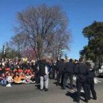 EEUU: Tras vencerplazo del DACA decenas de activistas arrestados en el Congreso (VIDEO)