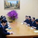 Funcionarios de las dos Coreas analizaron vías para lograr una distensión en la península