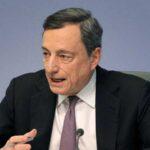 Draghi: el aumento del proteccionismo es un riesgo para el crecimiento
