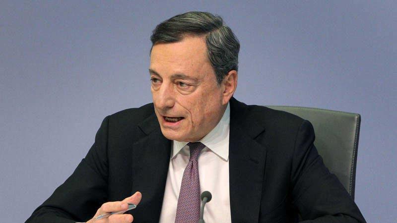El BCE apenas modifica sus previsiones de inflación y crecimiento