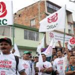 Dirigentes FARC destacan significado histórico de las elecciones congresales de este domingo