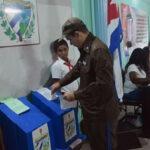 Cuba: Confirman participación del 82.9 por ciento de votantes en las elecciones