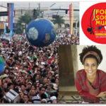 Foro Social Mundial culmina eclipsado por asesinato de activista brasileña