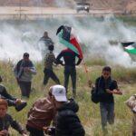 Choques en frontera de Gaza dejan al menos 16 muertos